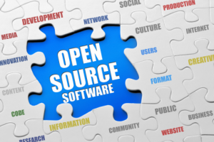 An Open-source solution or Software as a Service?